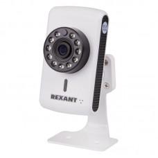 Видеокамера IP с ИК подсветкой и Wi-Fi Rexant 45-0253